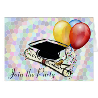 Join the Party Card