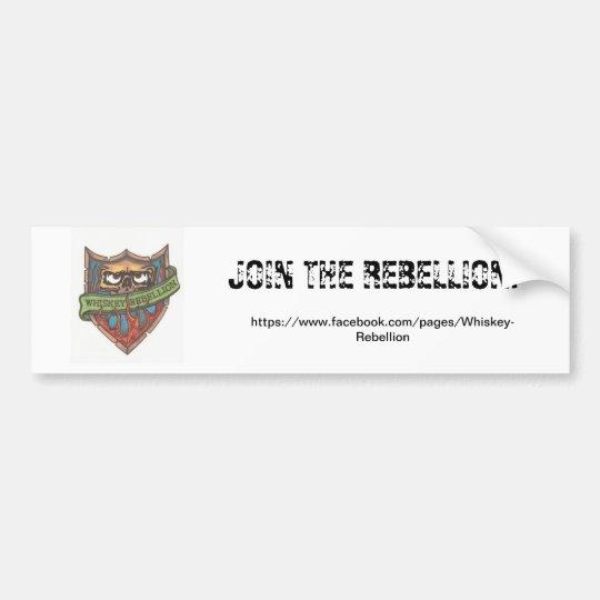 JOIN THE REBELLION! Bumper Sticker