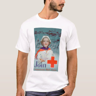 Join the Red Cross - Nurse (US00306) T-Shirt