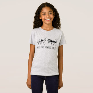 Join the Resist Ants! Kids' T-Shirt