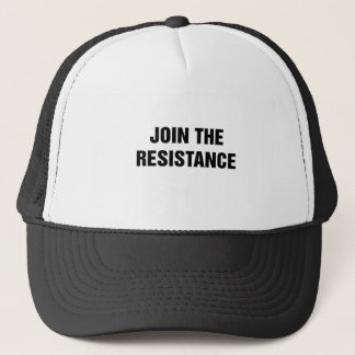 Join the Resistance Trucker Hat