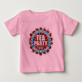 Join The Revolution 2012 Baby T-Shirt