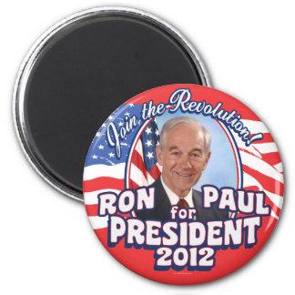 Join the Revolution 2012 Magnet