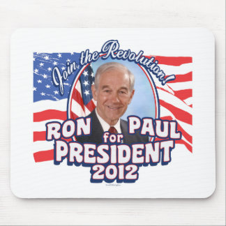 Join the Revolution 2012 Mouse Pad