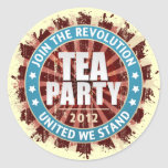 Join The Revolution 2012 Stickers