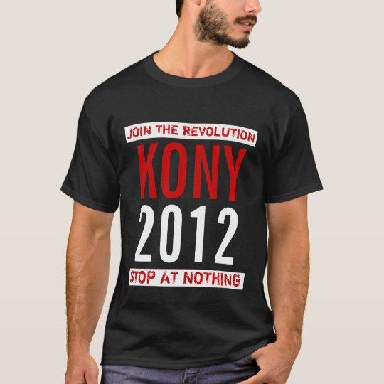 Join the Revolution - Black T-Shirt