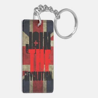 Join the Revolution Key ring Keychain