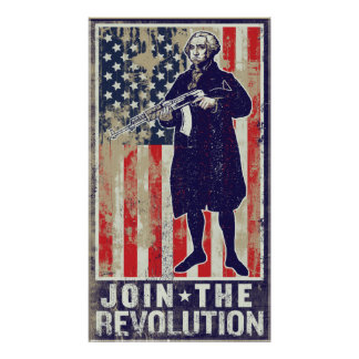 Join The Revolution Print