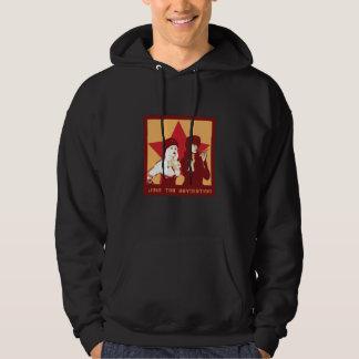 Join the Revolution Sweatshirt (Mans & Womens)