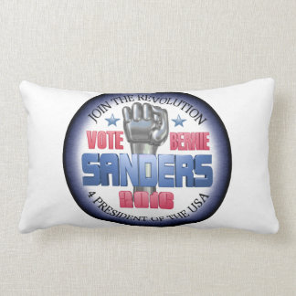 Join the Revolution with Bernie Sanders Pillow