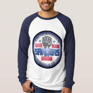 Join the Revolution with Bernie Sanders T-shirt