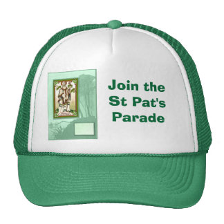 Join the St Pat's Parade1 Hats