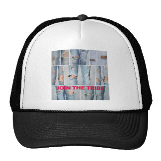 Join the tribe! trucker hat