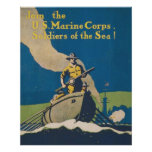 Join The U.S. Marine Corps Poster