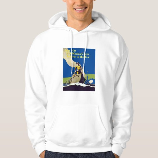 Join The US Marines Hoodie