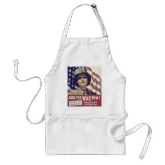JOIN The WAC NOW Adult Apron