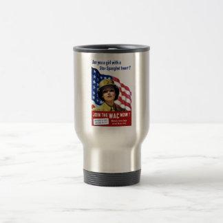 Join The WAC Now! Mug