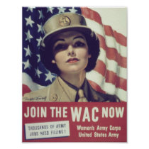 JOIN The WAC NOW Poster