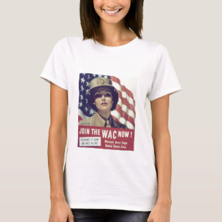 JOIN The WAC NOW T-Shirt