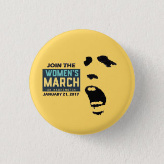 Join the Women's March Button
