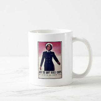 Join Tht Navy Nurse Corps Coffee Mug