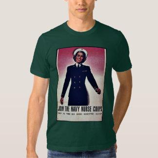 Join Tht Navy Nurse Corps T Shirt