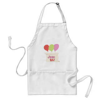 Join Us Adult Apron