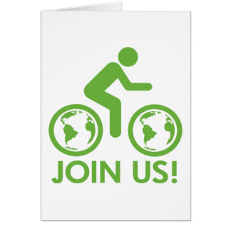 Join Us Bike Fuel Card