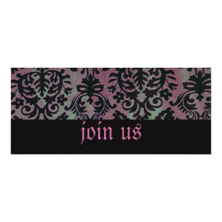 Join us - Glamour Invitation