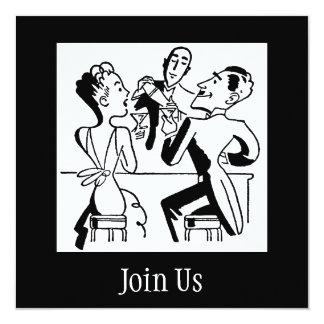 Join Us Invitation