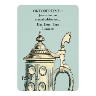 Join Us! Oktoberfest Party Invitations
