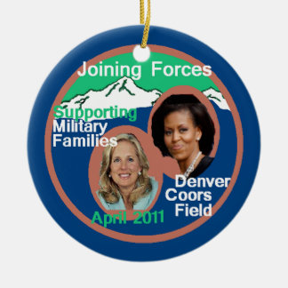 Joining Forces Ornament