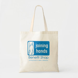 Joining Hands Tote