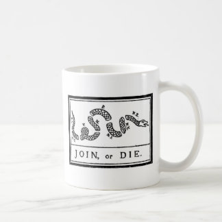 joinordie coffee mug