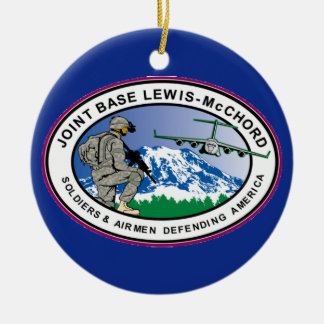 Joint Base Lewis-McChord Ornament