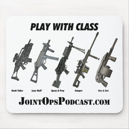 Joint Ops Mousepad