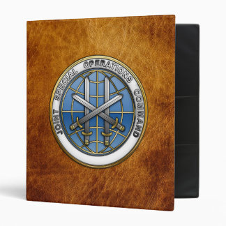 Joint Special Operations Command Binder