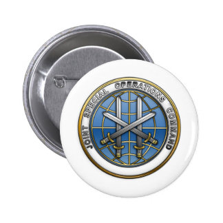 Joint Special Operations Command 2 Inch Round Button
