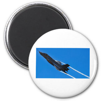 Joint Strike Fighter 2 Inch Round Magnet