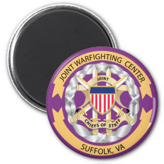 Joint Warfighting Center - 3 Magnets