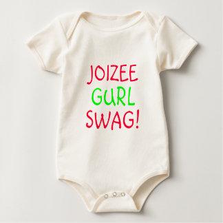 JOIZEE GURL SWAG, INFANT ONSIE BABY BODYSUIT