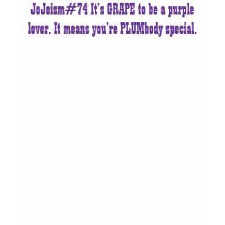 JoJoism#74 shirt