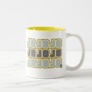 jojojo Two-Tone coffee mug