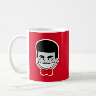 JOKAH SMILE™ Brand Red Coffee Mug