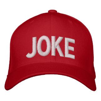 Joke Embroidered Baseball Cap