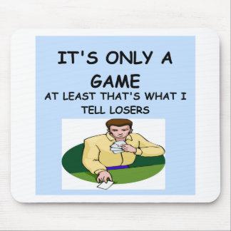 joke for winners! mouse pad
