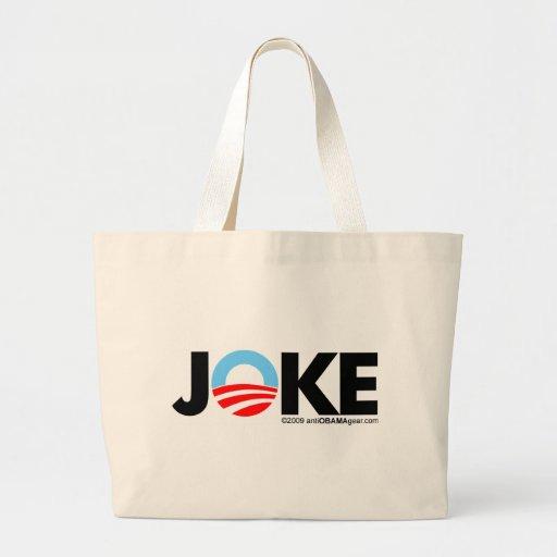 JOKE JUMBO TOTE BAG
