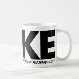 JOKE CLASSIC WHITE COFFEE MUG