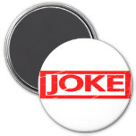 Joke Stamp Magnet