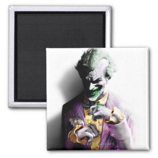 Joker 2 Inch Square Magnet